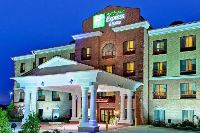 Holiday Inn Express Hotel & Suites Clinton Clinton