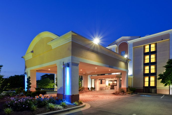 Holiday Inn Express Washington DC East- Andrews AFB