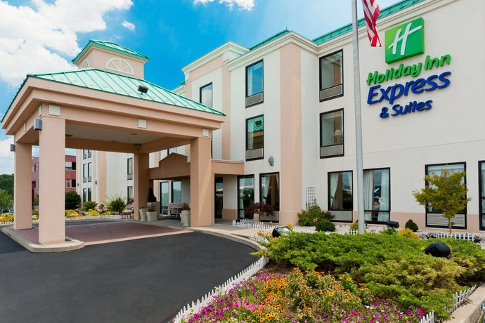 Holiday Inn Express & Suites Allentown Cen - Dorneyville