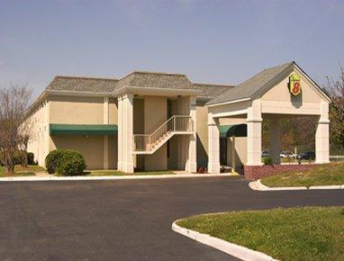 Super 8 Motel Montgomery