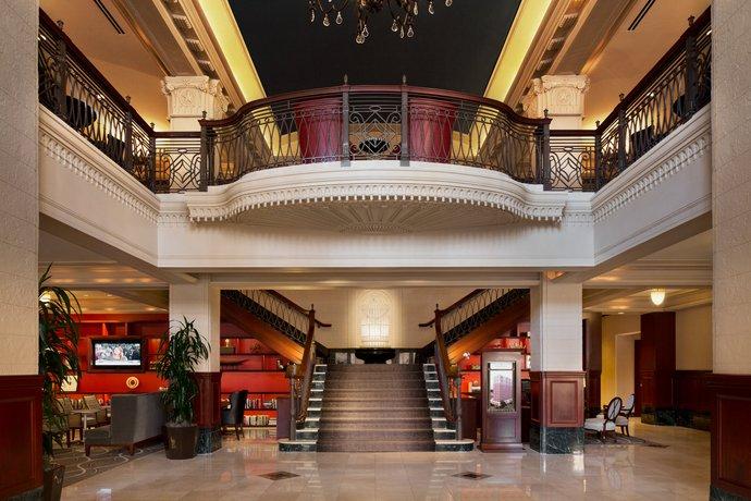 InterContinental Hotel Stephen F Austin