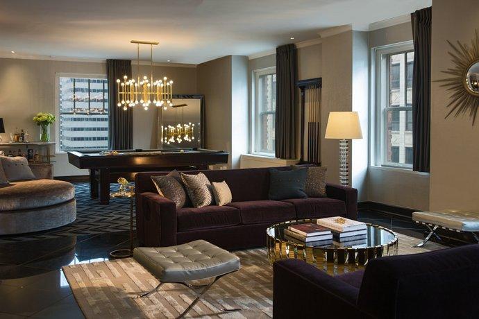 Kimpton Hotel Allegro Rooms