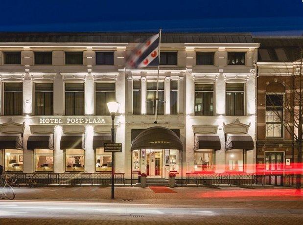 Post-Plaza Hotel & Grand Cafe