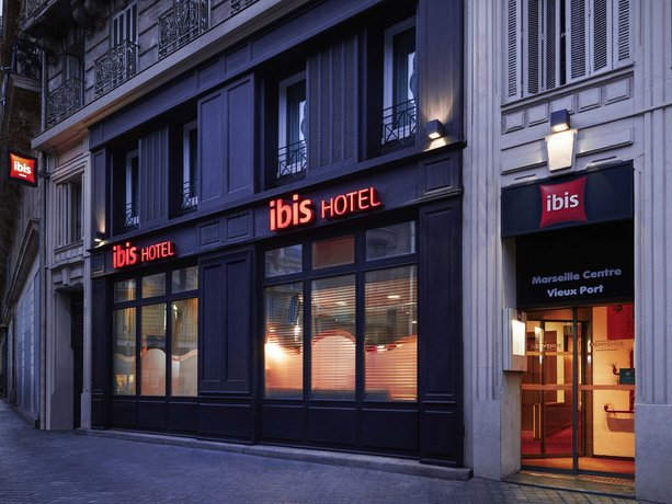 Ibis marseille centre vieux port - Ibis marseille centre bourse vieux port hotel ...