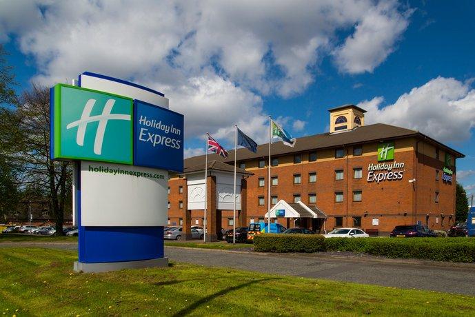 Holiday Inn Express Birmingham Oldbury M5 Jct 2