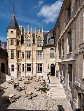 Hôtel de Bourgtheroulde, Autograph Collection