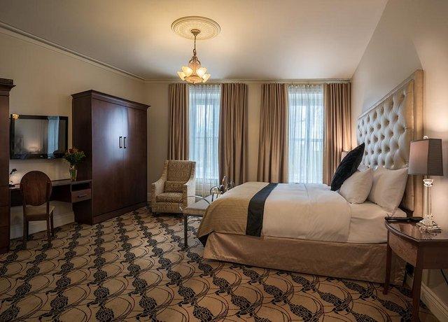 Hotel Manoir D'Auteuil