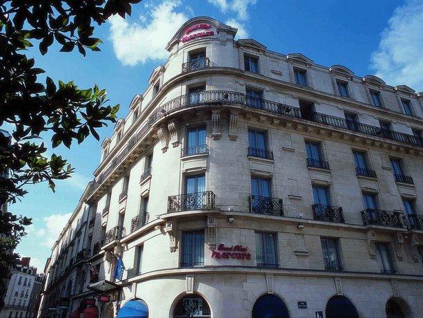 Mercure Nantes Centre Grand Hôtel