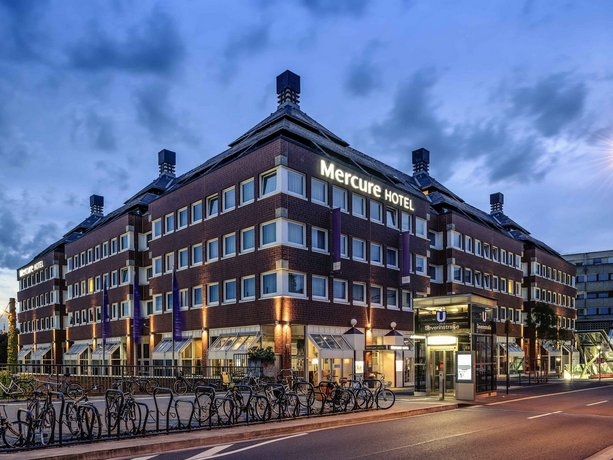 Mercure Hotel Severinshof Koln City