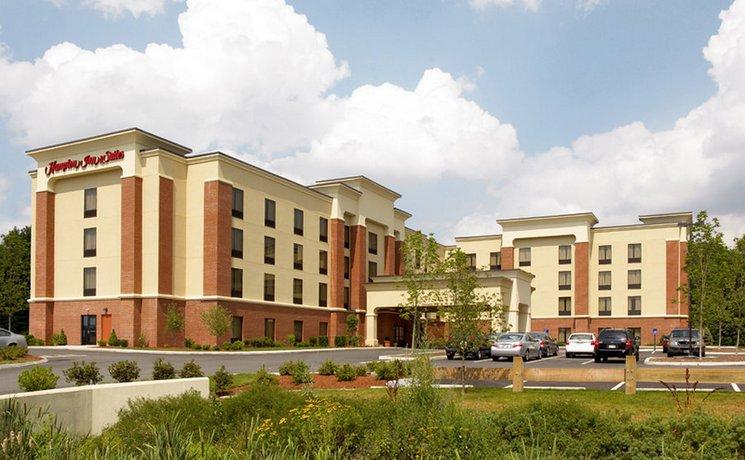 Hampton Inn & Suites Providence Smithfield