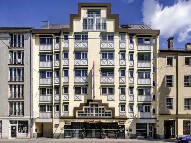 Mercure Hotel Munchen-Schwabing