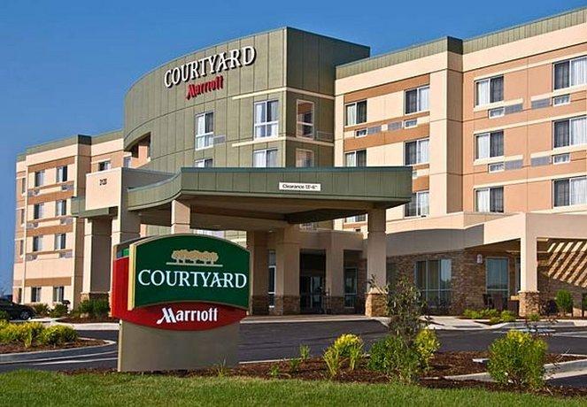 Courtyard by Marriott Lexington Keeneland Airport