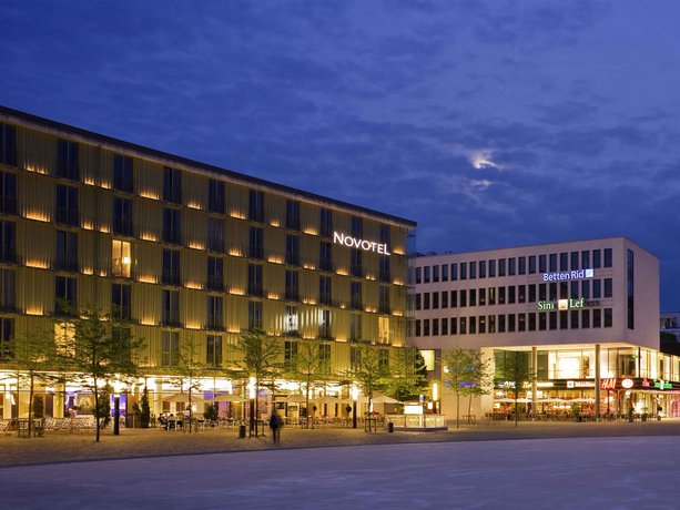Novotel Nürnberg Am Messezentrum Hotel