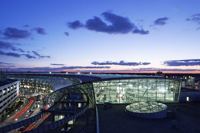 Sheraton Dusseldorf Airport Hotel