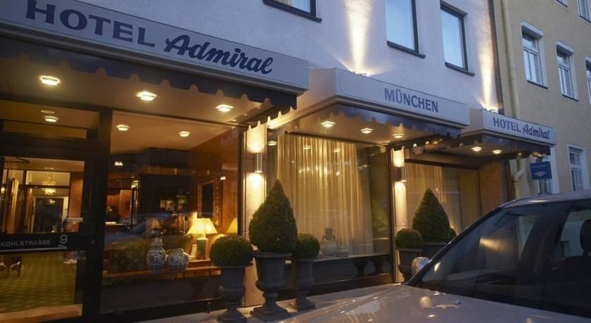 Hotel Admiral Munich