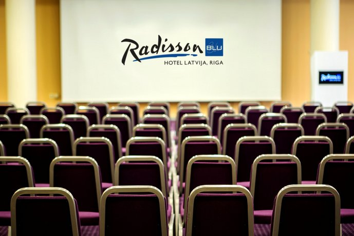 Radisson Blu Latvija Conference & Spa Hotel Riga
