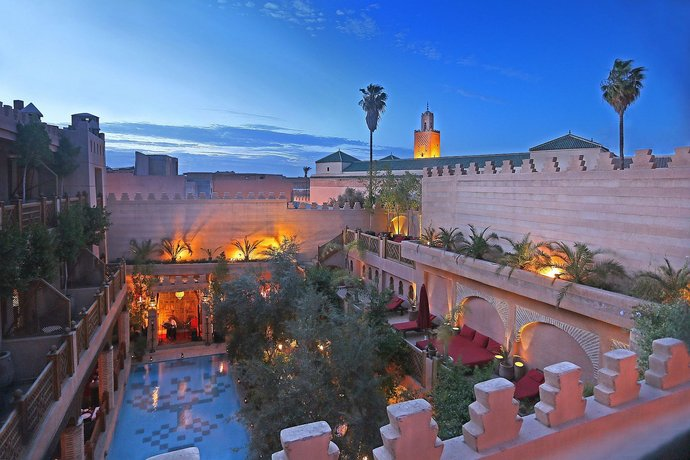 La Maison Arabe Hotel Spa & Cooking Workshops