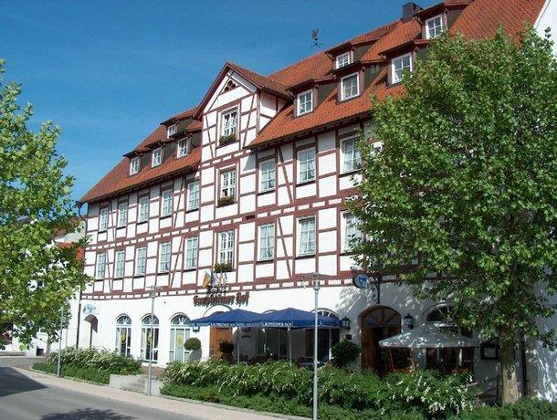 Akzent Hotel Laupheimer Hof