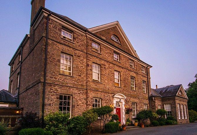 Peterstone Court Hotel Brecon