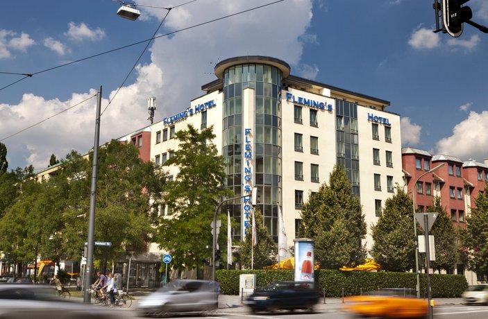 Fleming's Hotel Munchen-Schwabing