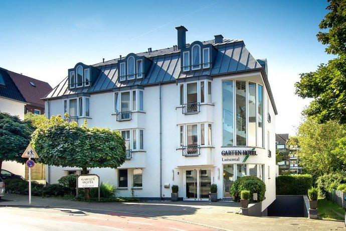 Gartenhotel Luisental Mulheim an der Ruhr
