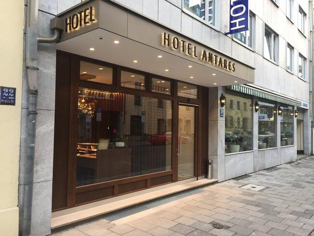Hotel Antares Munich