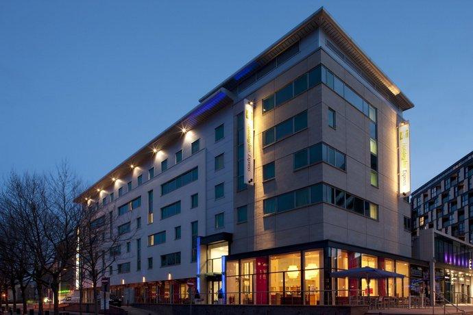 Holiday Inn Express Leeds City Centre-Armouries