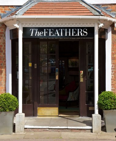 The Feathers Hotel Woodstock