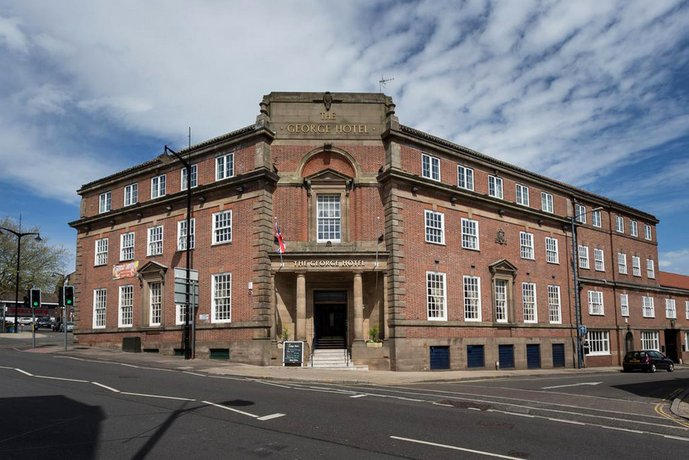 George Hotel Stoke on Trent