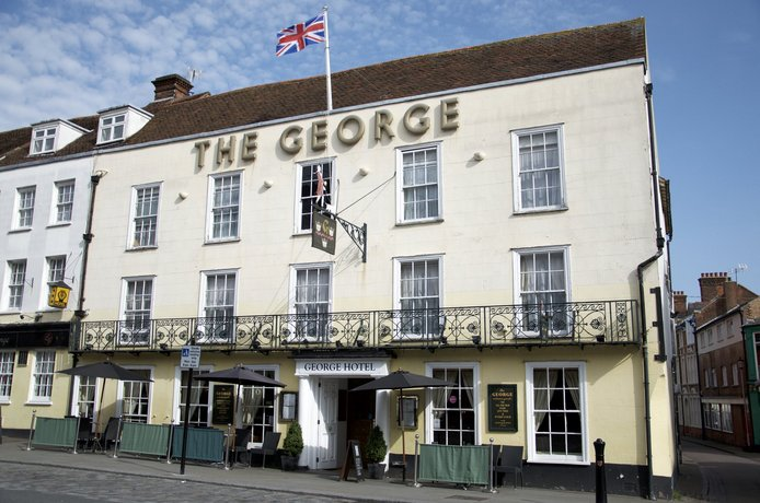 The George Hotel Colchester