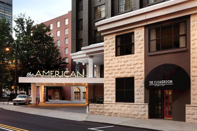 The American a DoubleTree by Hilton Hotel Atlanta Downtown