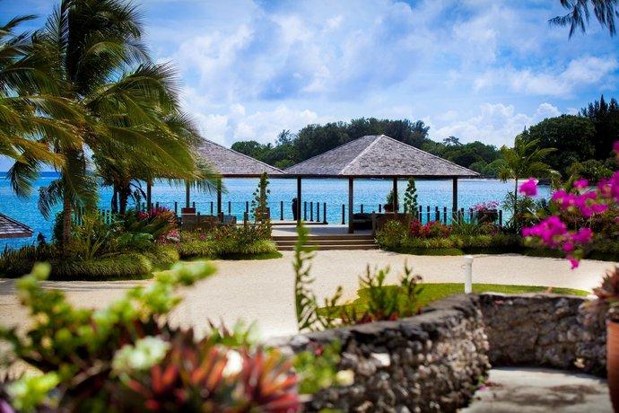 Warwick Le Lagon Resort Spa Vanuatu Port Vila Compare Deals