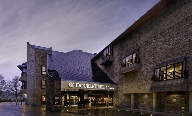 DoubleTree by Hilton Cambridge City Centre