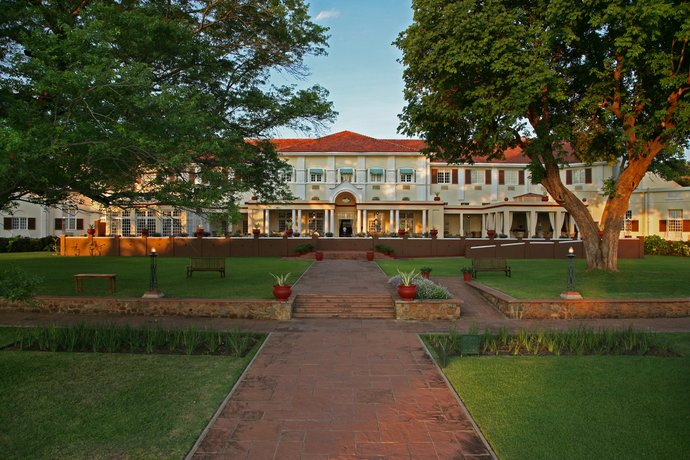 Image result for victoria falls hotel