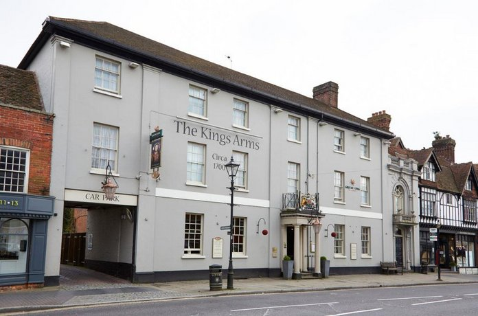 Kings Arms Hotel Westerham