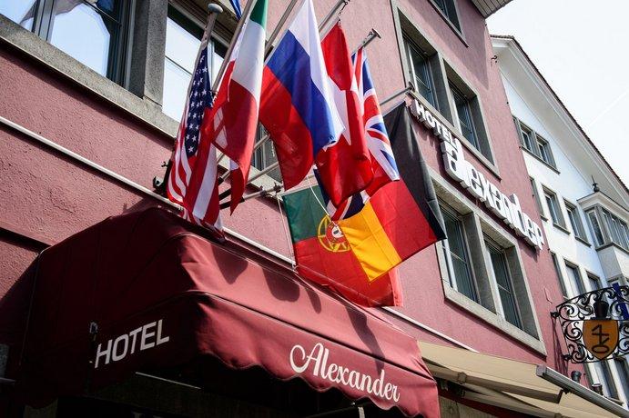 Hotel Alexander Zurich