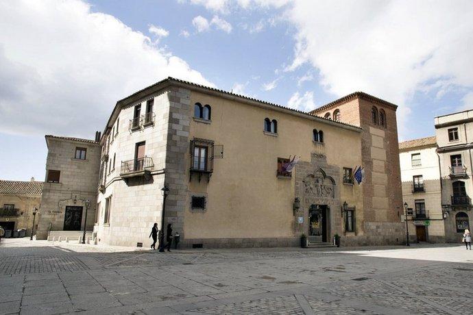 Hotel Palacio Valderrábanos Ávila