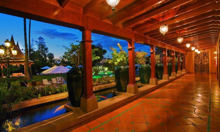Hotel Botanico Y Oriental Spa Garden