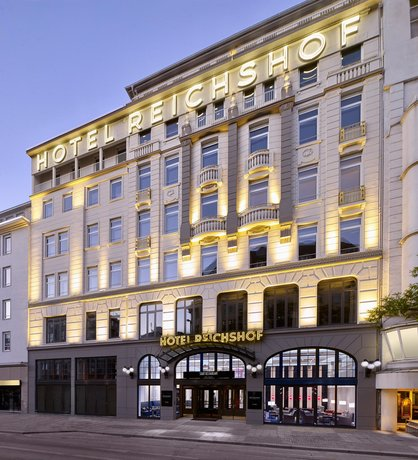 Reichshof Hamburg Curio Collection by Hilton
