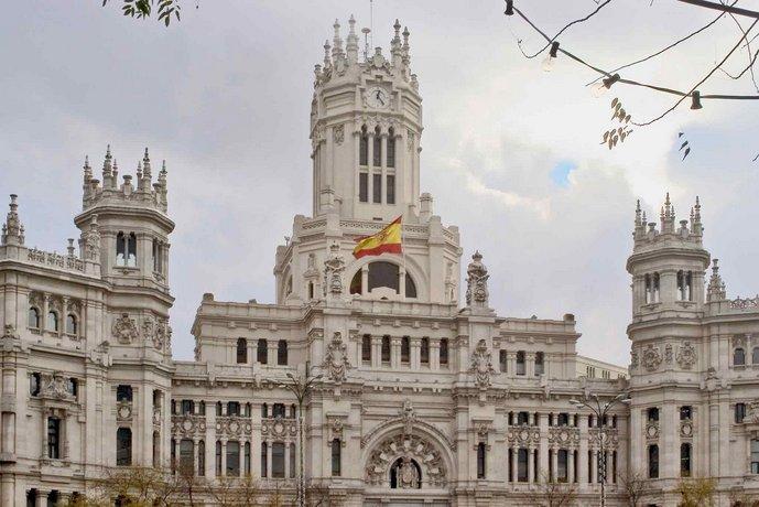 Ibis Madrid Calle Alcala