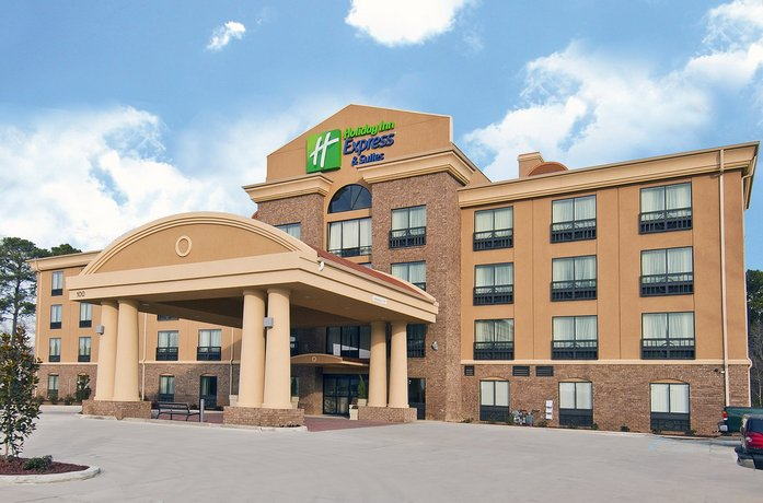 Holiday Inn Express Jackson Pearl International Airport