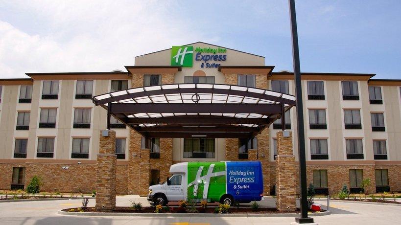 Holiday Inn Express Hotel & Suites St Louis NE Lambert Field