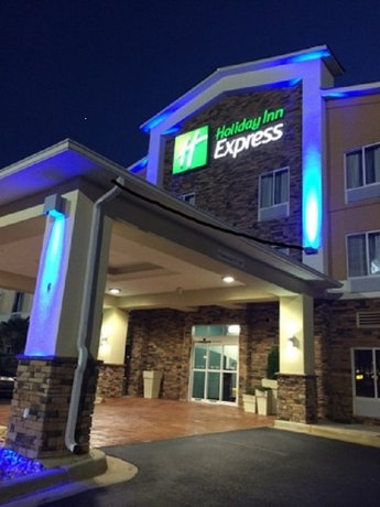 Holiday Inn Express Montgomery East I-85