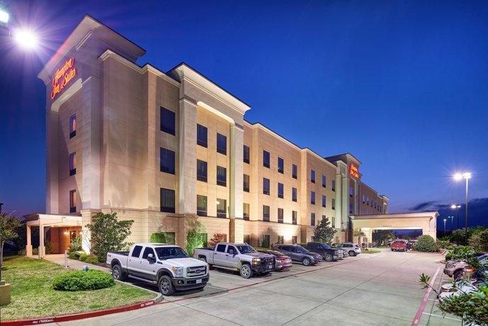 Hampton Inn & Suites Waco South