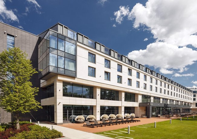 DoubleTree by Hilton Hotel Warsaw Conference Center & Spa