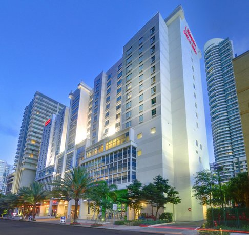 Hampton Inn & Suites by Hilton Miami Downtown Brickell