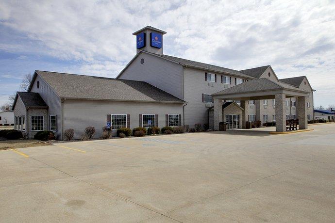 Oak Hill Inn & Suites Canton
