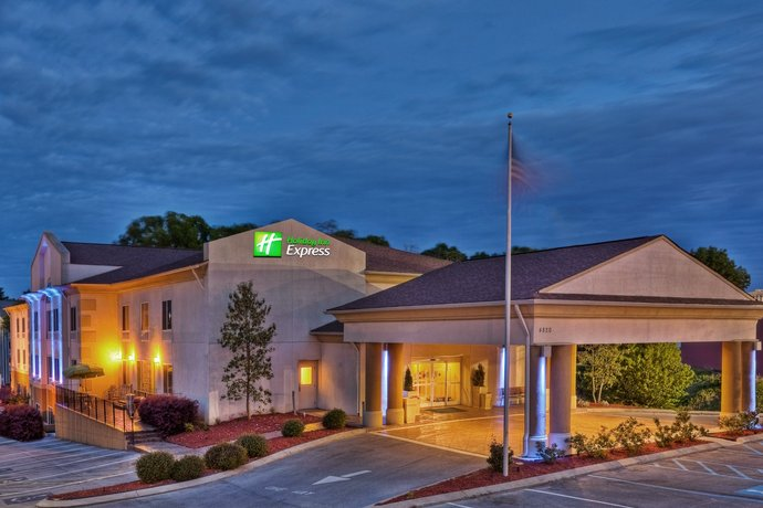 Holiday Inn Express Hotel & Suites Hixson