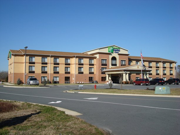 Holiday Inn Express Hotel & Suites Exmore - Eastern Shore