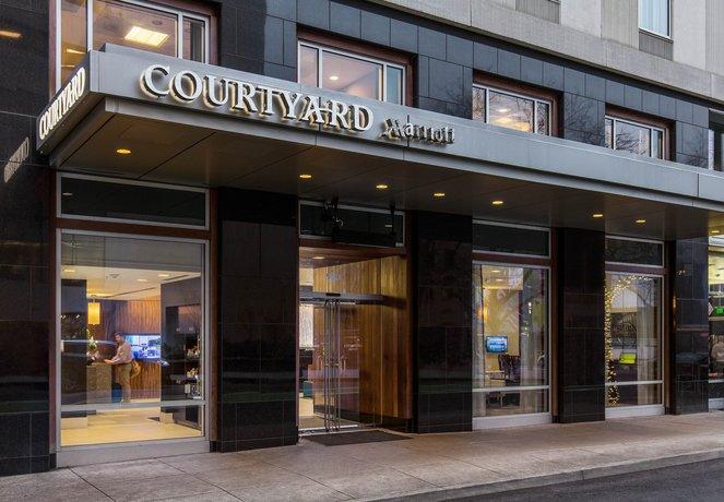 Courtyard Marriott Portland City Center